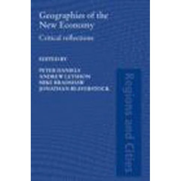 Geographies of the New Economy
